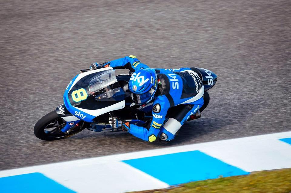 Motomondiale | Jerez, Bulega pole in Moto3, Lowes in Moto2