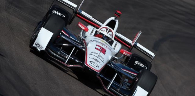 IndyCar | Castroneves in pole a Phoenix