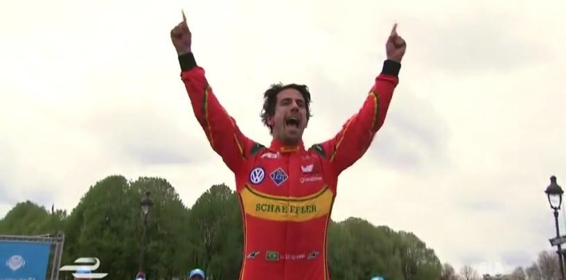 Formula E | Parigi: di Grassi vince di nuovo e allunga in classifica