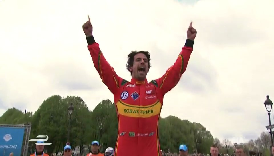Formula E | Parigi: di Grassi vince di nuovo e allunga in classifica