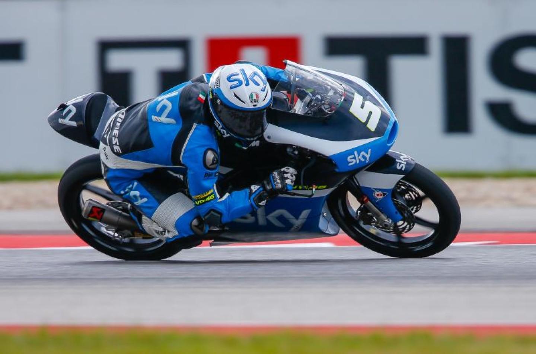 Motomondiale   Austin: Fenati conquista la Moto3, Moto2 a Rins