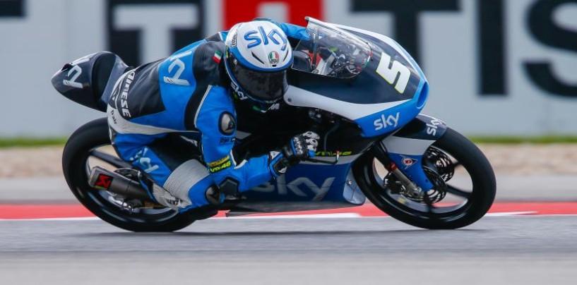 Motomondiale | Austin: Fenati conquista la Moto3, Moto2 a Rins
