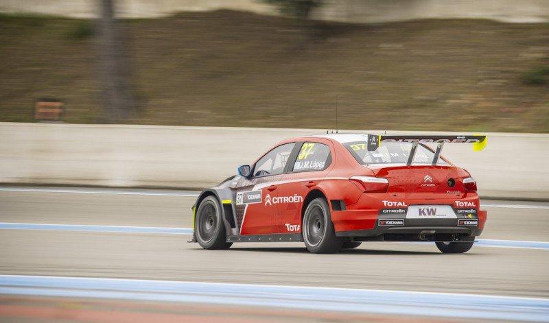 WTCC | Francia: López in pole position, Citroën vince il MAC3