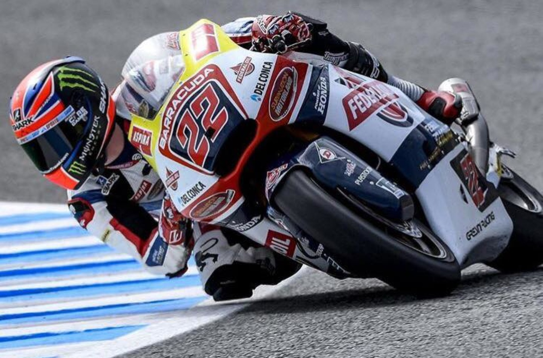 Moto2 | Jerez: Sam Lowes vince su Folger e Rins