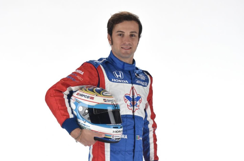 Indycar   Intervista a Luca Filippi