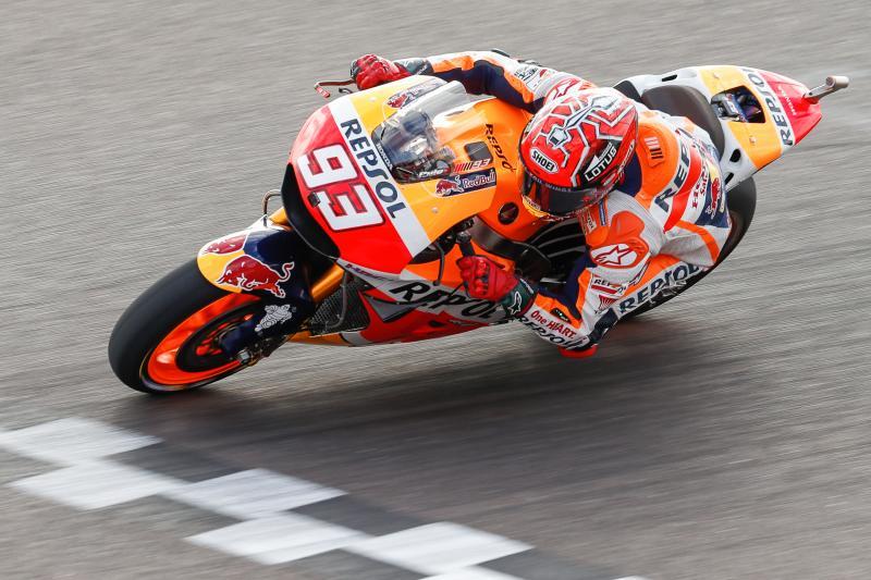 MotoGP | Marquez davanti a tutti nei test di Jerez
