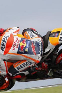 MotoGP   GP Australia, Márquez in pole nonostante il meteo pazzo
