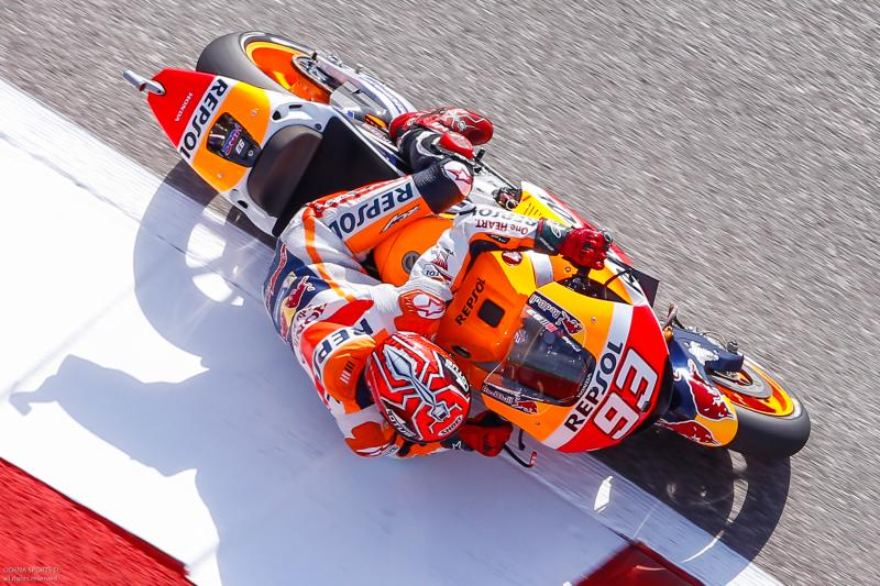 Motomondiale   Austin: Márquez domina nelle prove libere