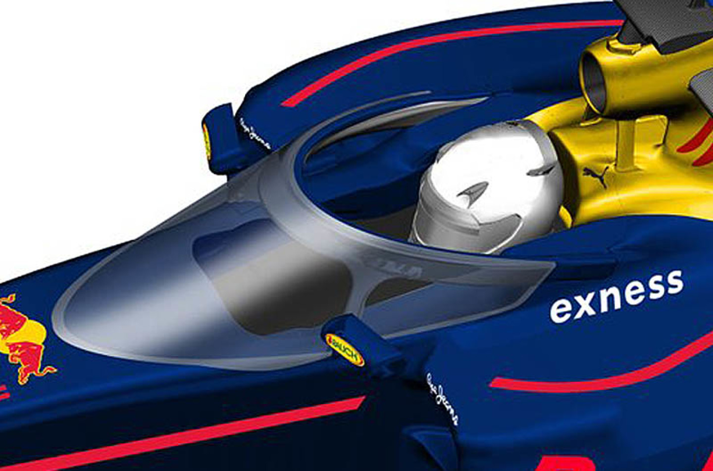 F1 | Red Bull testerà il suo cupolino nelle libere di Sochi