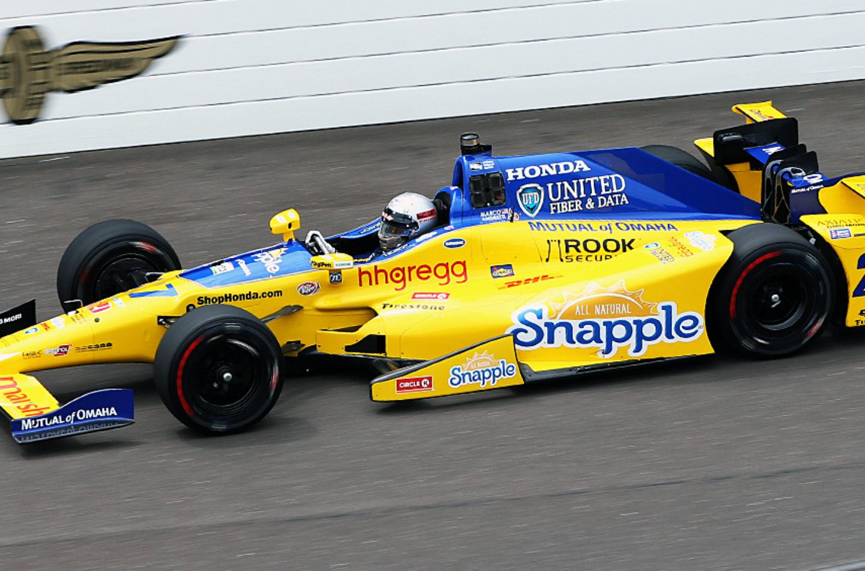 Indycar | Andretti il più veloce nel primo giorno di libere
