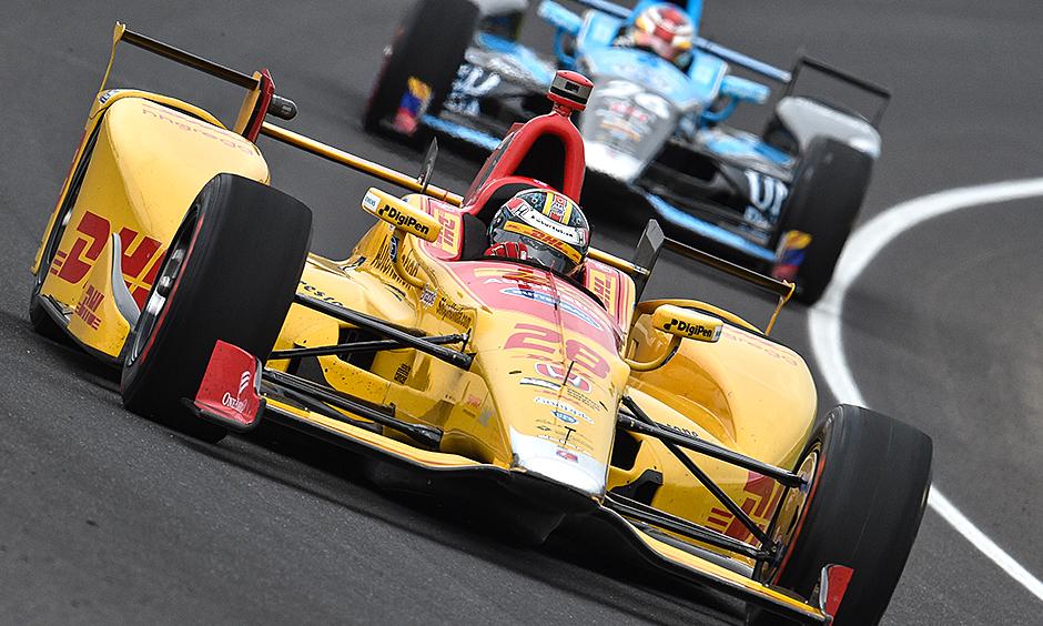 Indycar | Hunter-Reay il più veloce nelle libere di mercoledì