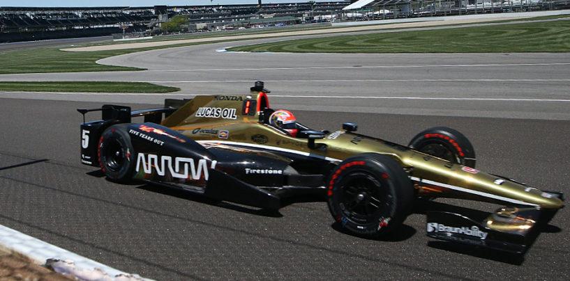 Indycar | Hinchcliffe primo nelle qualifiche del sabato
