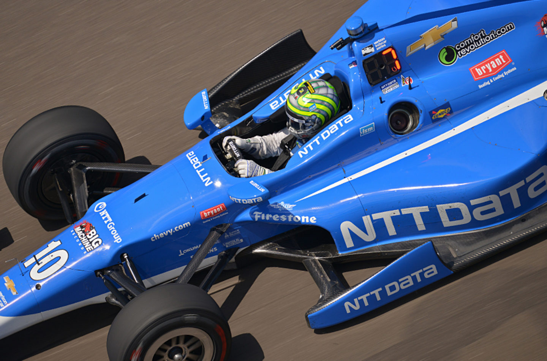 Indycar | Kanaan al vertice nel Carb Day