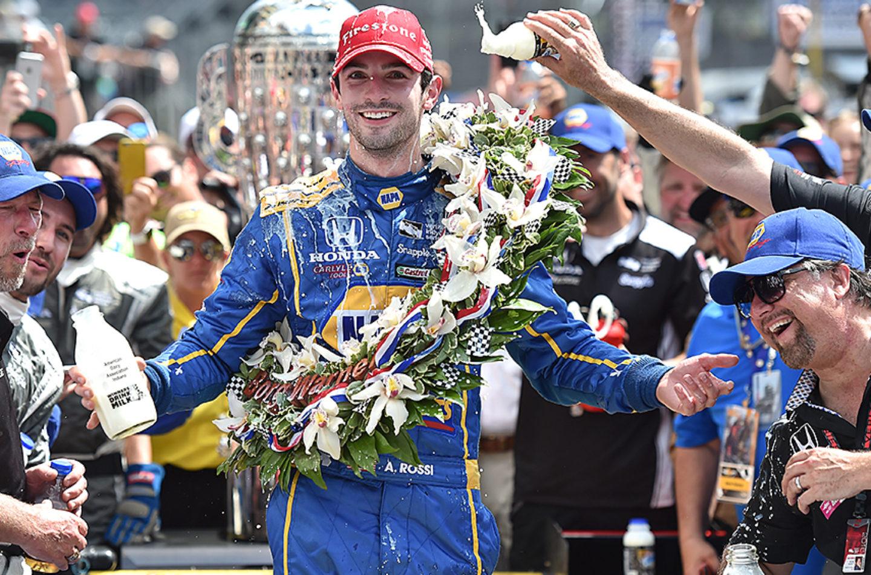 Indycar | Alexander Rossi vince ad Indianapolis