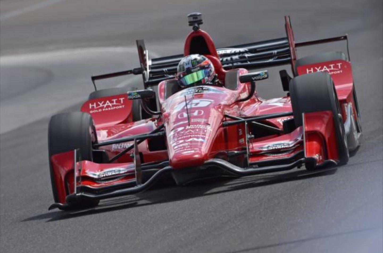 Indycar   Rahal e Newgarden esclusi dalle qualifiche