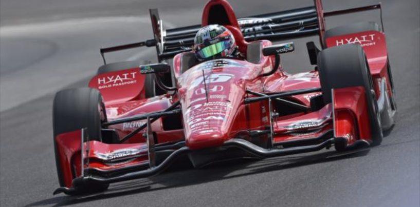 Indycar | Rahal e Newgarden esclusi dalle qualifiche