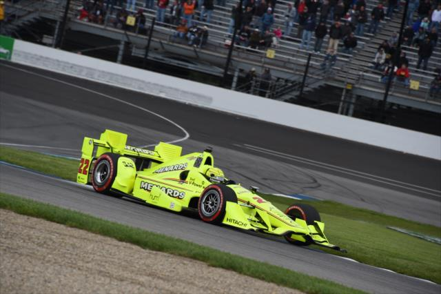 Indycar | Pagenaud mette la terza ad Indianapolis