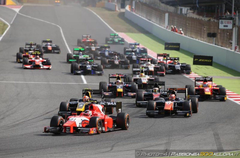 GP2   GP Spagna - Anteprima