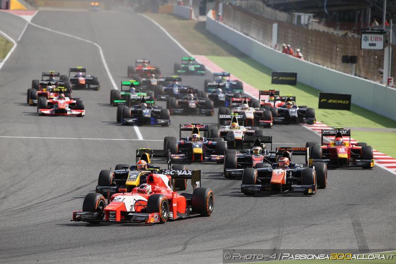 GP2 | GP Spagna - Anteprima