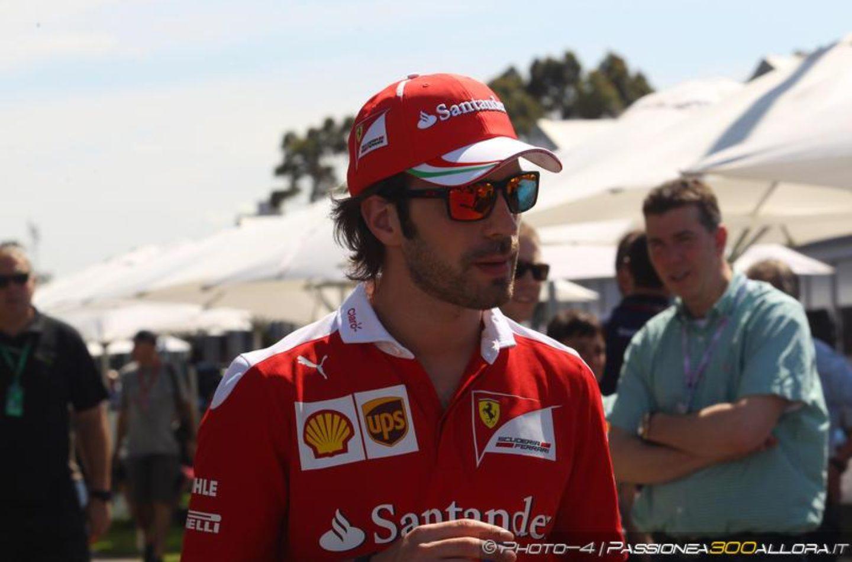 F1   Test Pirelli a Fiorano ieri per Jean-Eric Vergne