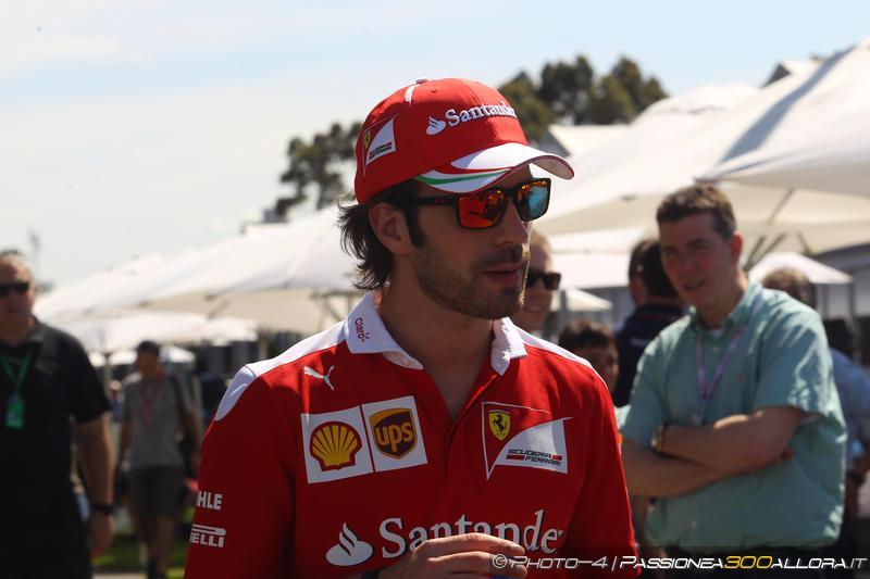 F1 | Test Pirelli a Fiorano ieri per Jean-Eric Vergne