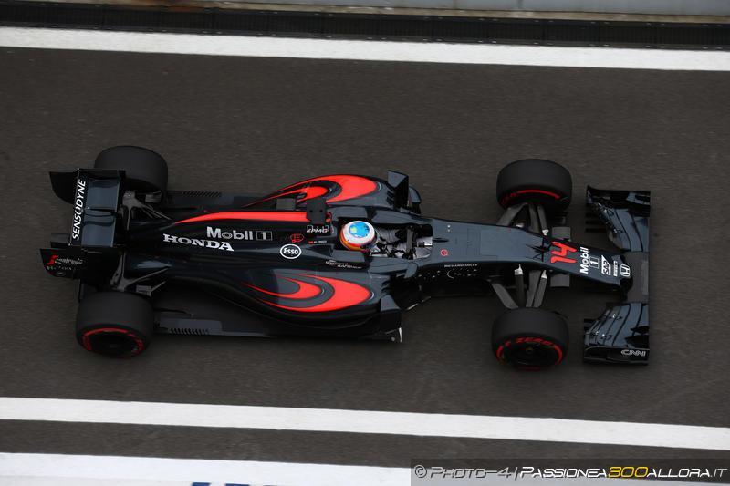 F1 | McLaren, Alonso: non pensiamo ancora al 2017