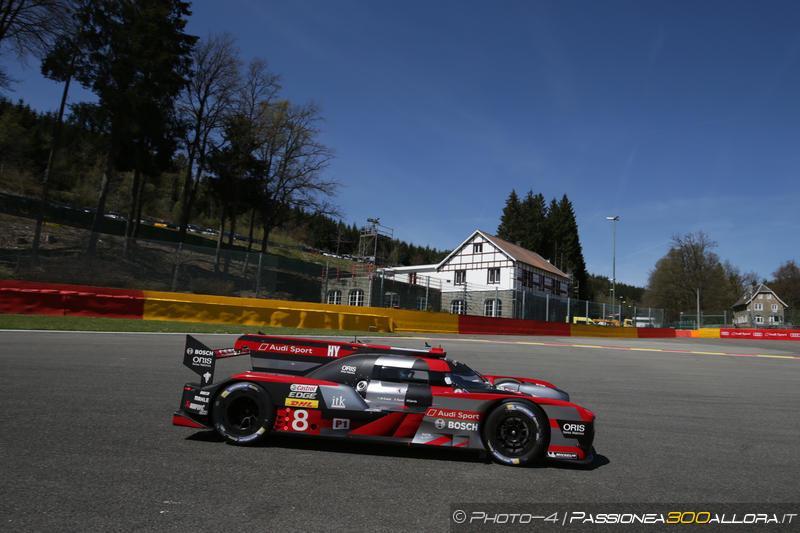 WEC   Prologo Le Mans: Di Grassi e l'Audi davanti a tutti
