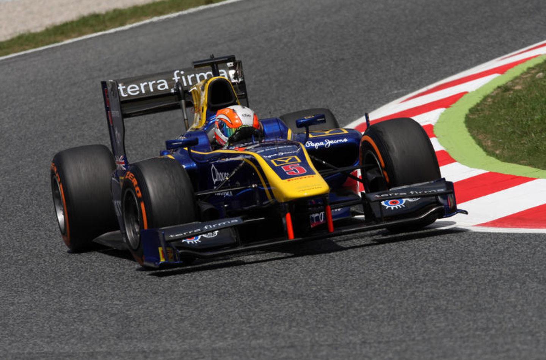 GP2 | Spagna: Lynn vince gara-2, brutto incidente per Giovinazzi