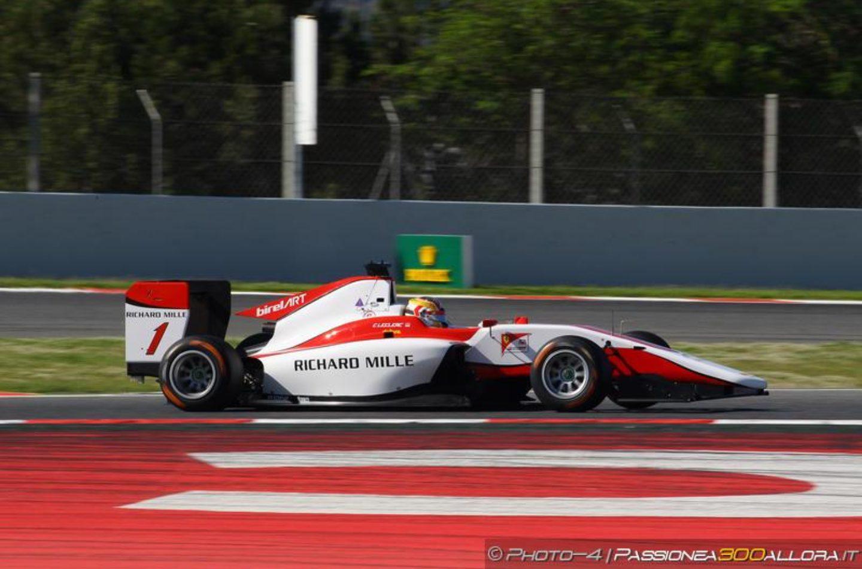 GP3 | GP del Belgio: Leclerc conquista la pole position