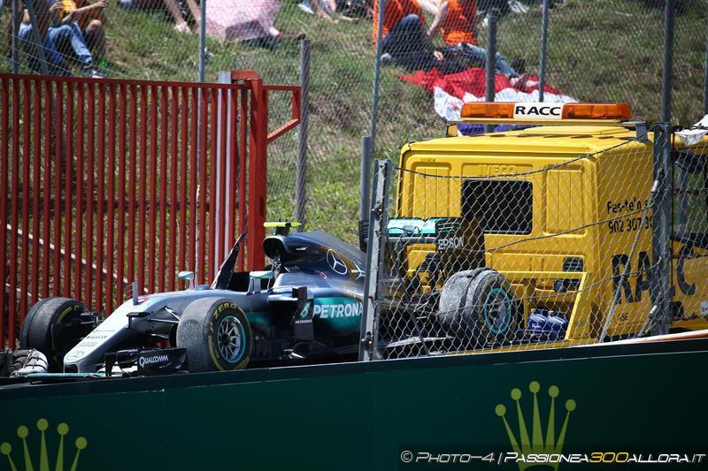 Pillole spot dal GP di Spagna 2016