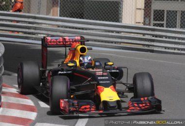 F1 | GP Monaco, FP2: Ricciardo in testa, occhio alle Red Bull