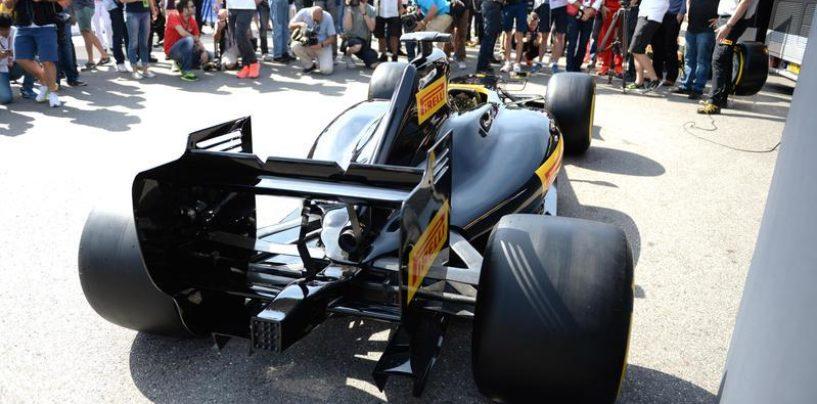 F1 | Il calendario dei test Pirelli per le gomme 2017