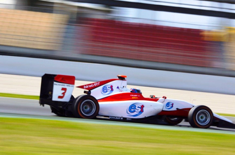 GP3 | Barcellona, Albon vince gara 2