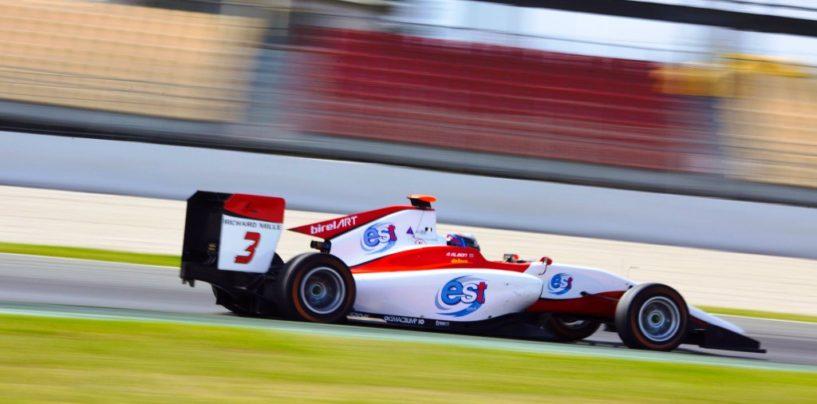 GP3 | Gran Bretagna, Albon in pole