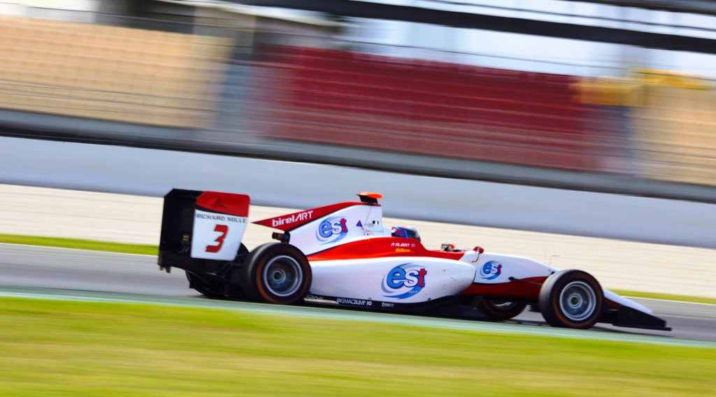 GP3   Gran Bretagna, Albon in pole