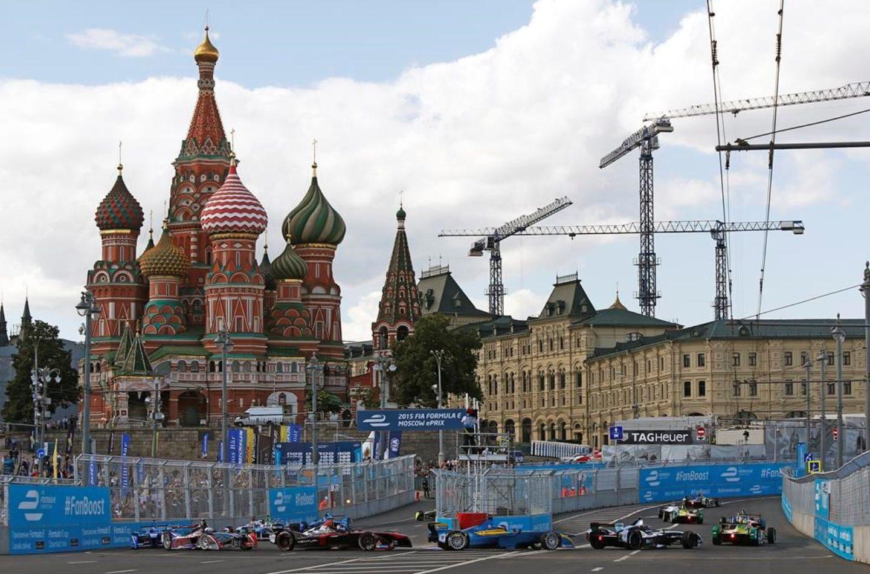 Formula E | Cancellato il round di Mosca