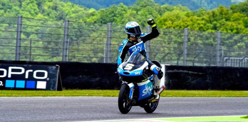 Motomondiale | Mugello, pole di Fenati e Lowes in Moto3 e Moto2