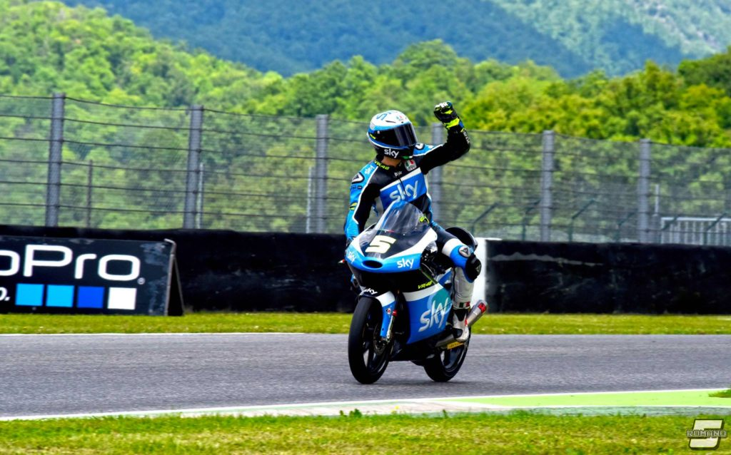 Motomondiale | Mugello, pole di Fenati e Lowes in Moto3 e Moto2