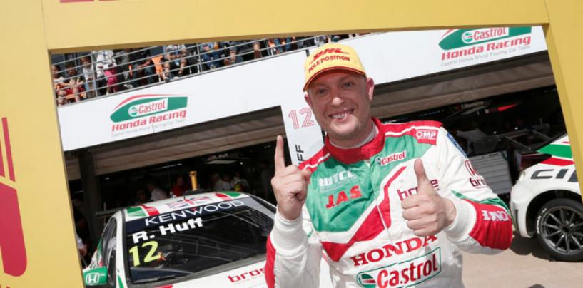 WTCC | Marrakech: Huff centra la pole nella tripletta Honda
