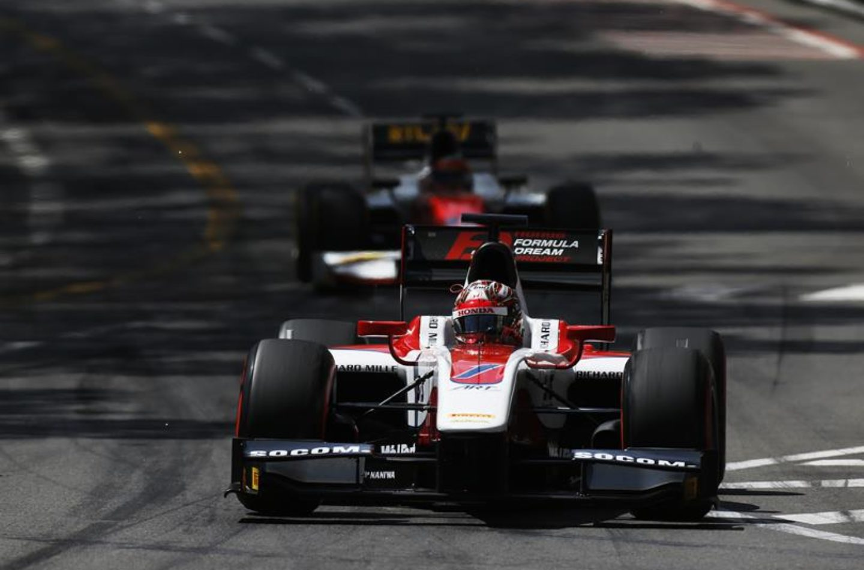 GP2 | Monaco: Matsushita domina la sprint race, Marciello a podio