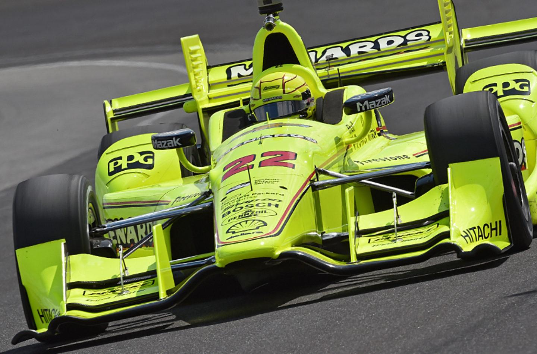 IndyCar   Pagenaud non sbaglia e centra la pole a Indianapolis
