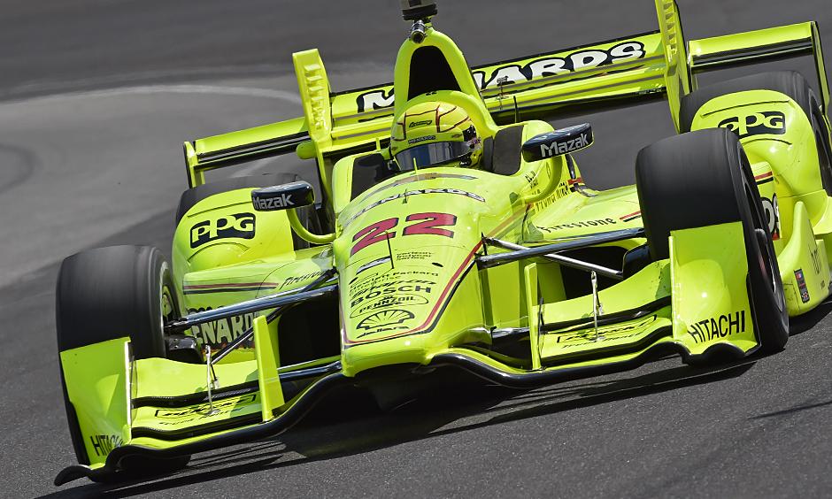 IndyCar | Pagenaud non sbaglia e centra la pole a Indianapolis
