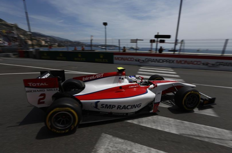 GP2   Monaco: pole con record per Sergey Sirotkin