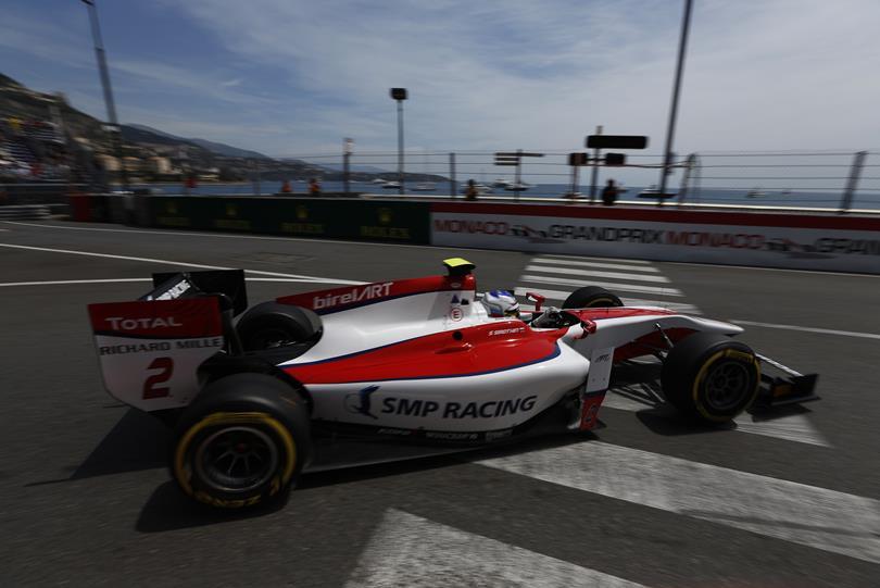 GP2 | Monaco: pole con record per Sergey Sirotkin