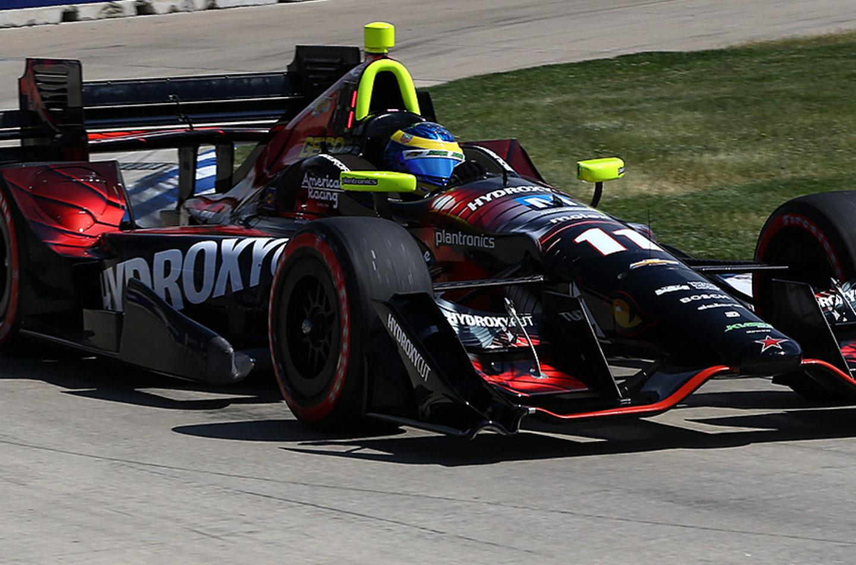 Indycar | Bourdais vince di strategia a Detroit