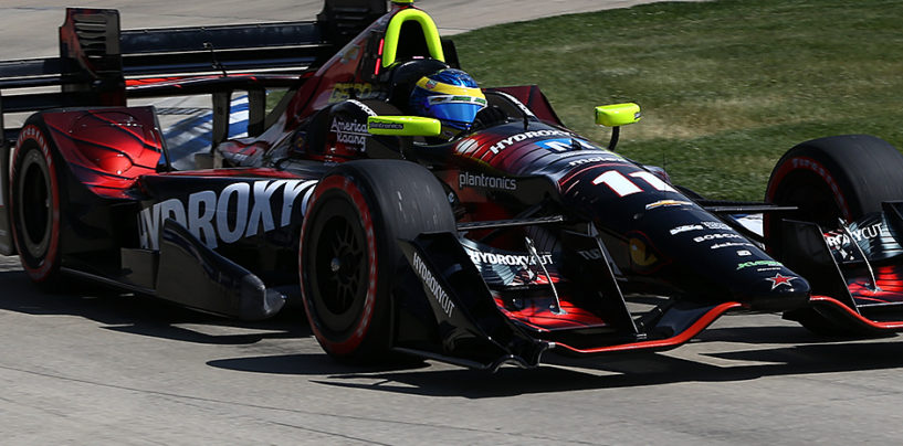 Indycar | Bourdais vince di strategia a Detroit