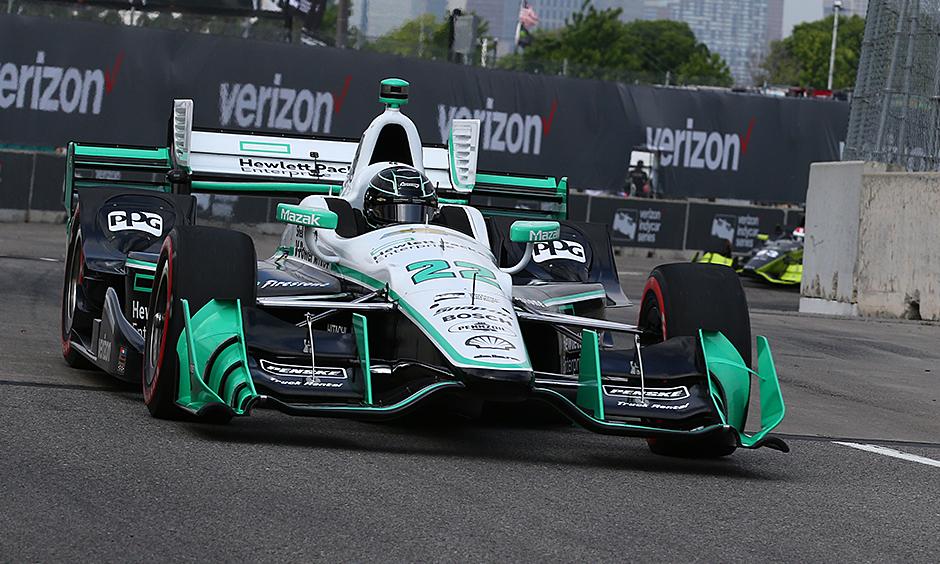 Indycar | Altra pole per Pagenaud, ma che giro Power