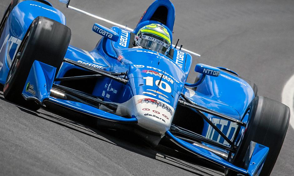 Indycar   Ganassi inizia alla grande il weekend in Texas