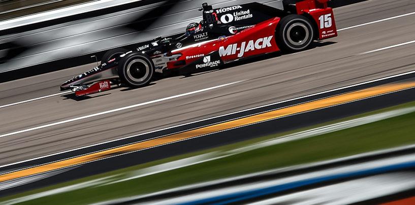 Indycar | Rahal al comando nell'ultimo turno di libere