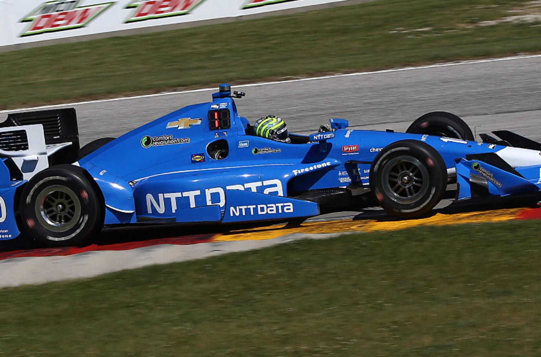 Indycar | Kanaan-Dixon al top nelle FP3